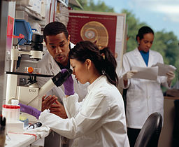 cancer researchers