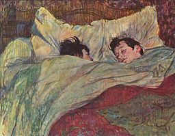 By Toulouse-Lautrec, Henri de [Public domain], via Wikimedia Commons