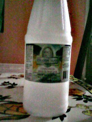 Bottle of Colloidal Silver
