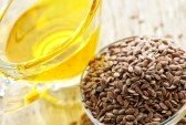 flaxseed oil and flax