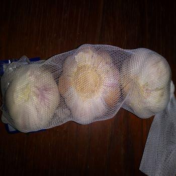 Garlic, the number one herb to decrease high blood pressure.